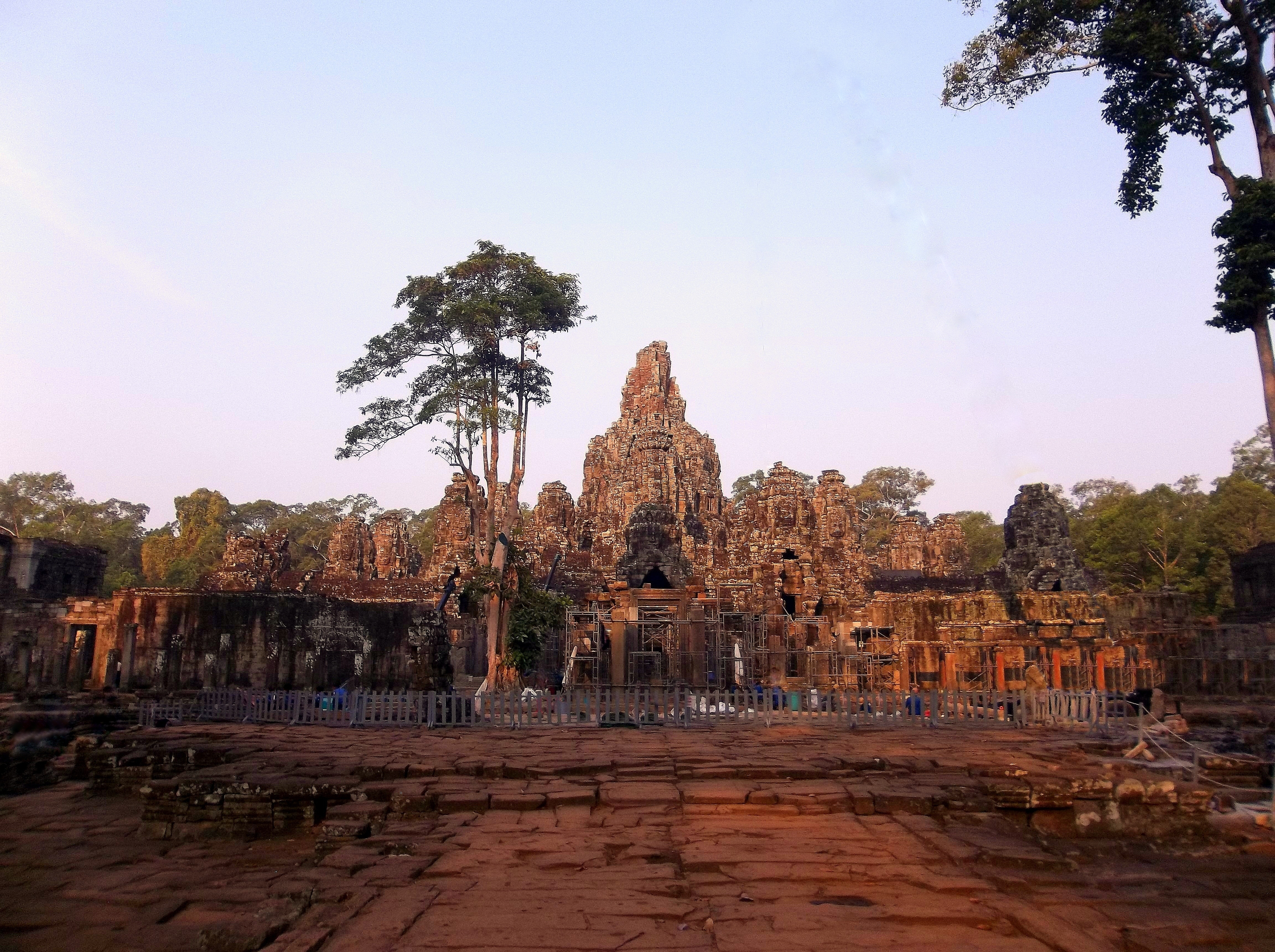 Entry to Angkor Thom Complex - Angkor Wat Extended Temples - Cambodia