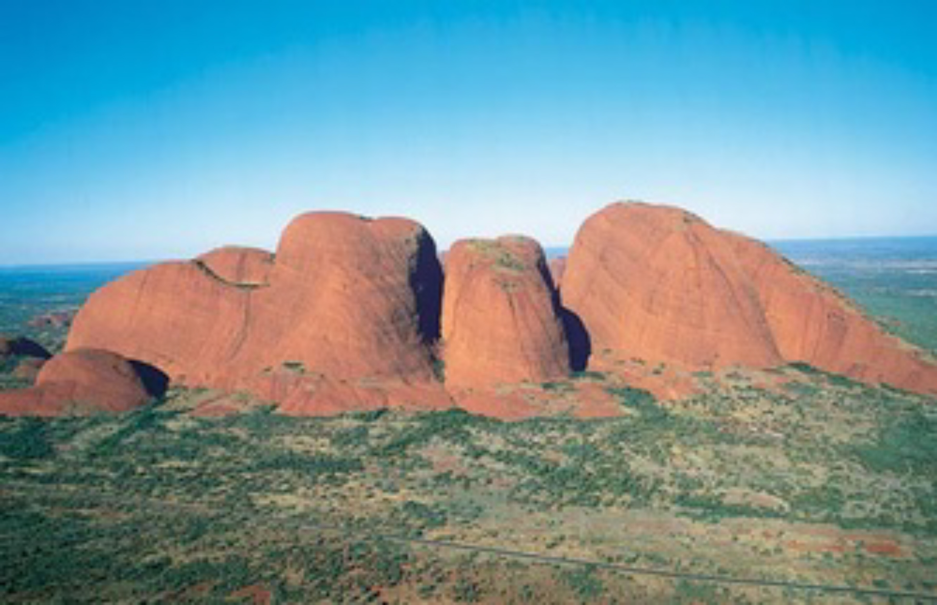 Kata Tjuta - (Aboriginal) Yankunytjatjara and Pitjantjatjara People Northern Territory, Australia