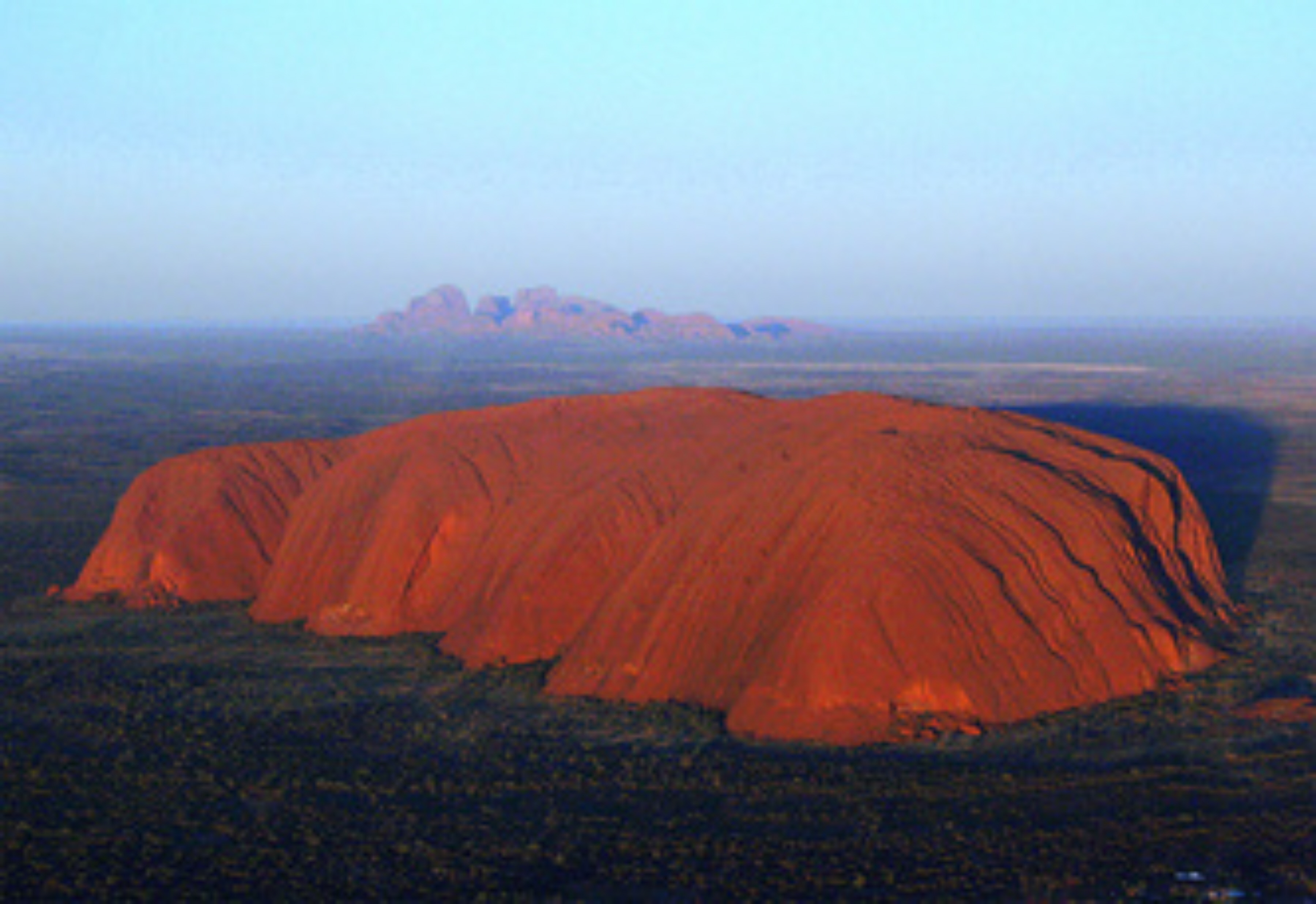 Uluru - (Aboriginal) Yankunytjatjara and Pitjantjatjara People Northern Territory, Australia